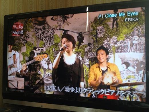 KBCテレビ、中洲ジャズでナカジーの一押しに選ばれましたー♬_a0150139_8453626.jpg