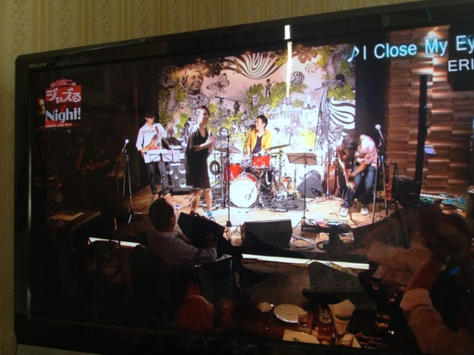 KBCテレビ、中洲ジャズでナカジーの一押しに選ばれましたー♬_a0150139_847891.jpg