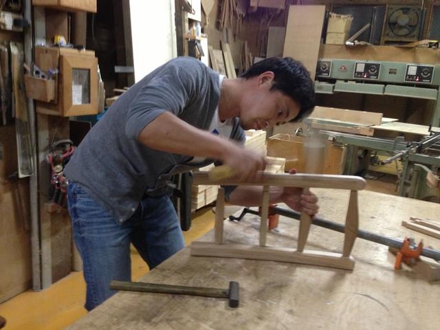 椅子作りinルークラフト4_c0213352_13161776.jpg