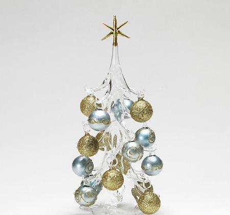 大人の雰囲気があるクリスタルなクリスマスツリーパリーゼ_f0029571_15325275.jpg