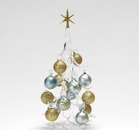 大人の雰囲気があるクリスタルなクリスマスツリーパリーゼ_f0029571_15351068.jpg
