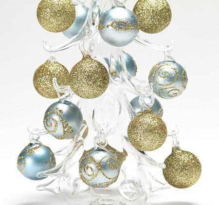 大人の雰囲気があるクリスタルなクリスマスツリーパリーゼ_f0029571_15491067.jpg