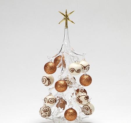 大人の雰囲気があるクリスタルなクリスマスツリーパリーゼ_f0029571_16214393.jpg