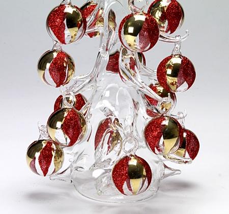 大人の雰囲気があるクリスタルなクリスマスツリーパリーゼ_f0029571_16492586.jpg