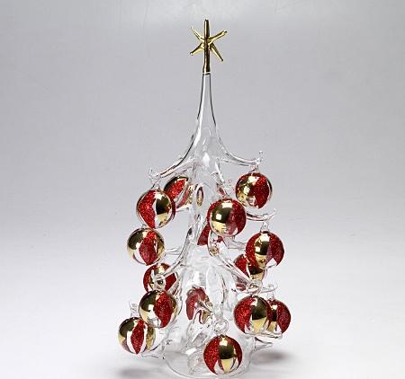 大人の雰囲気があるクリスタルなクリスマスツリーパリーゼ_f0029571_16513339.jpg