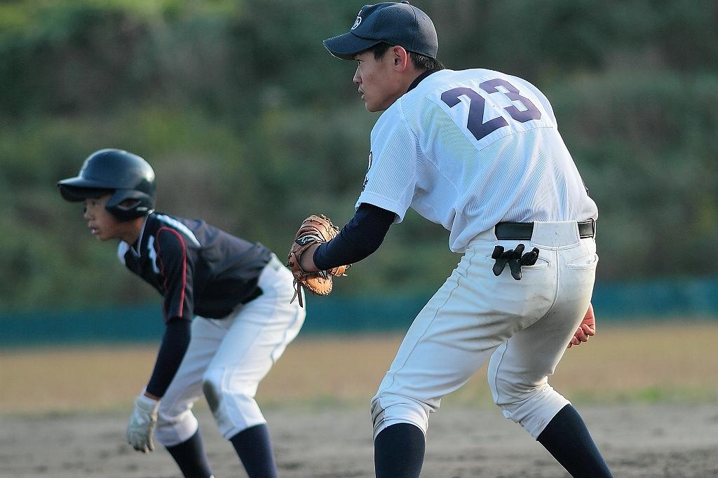 練習試合 vs京都洛中ボーイズ7_a0170082_21574598.jpg