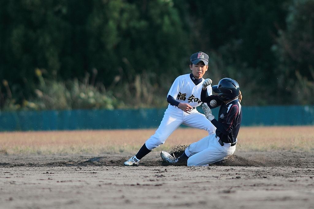 練習試合 vs京都洛中ボーイズ7_a0170082_21575631.jpg