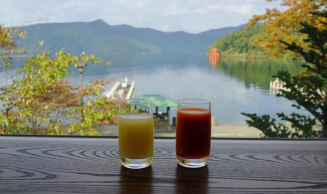 ベーカリー&テーブル箱根で朝食_b0145398_23213977.jpg
