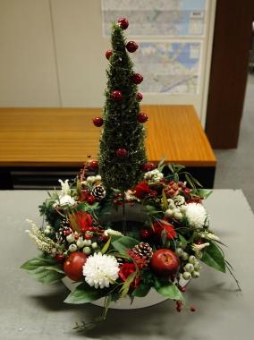 オフィスにもクリスマスを_c0157501_22233555.jpg