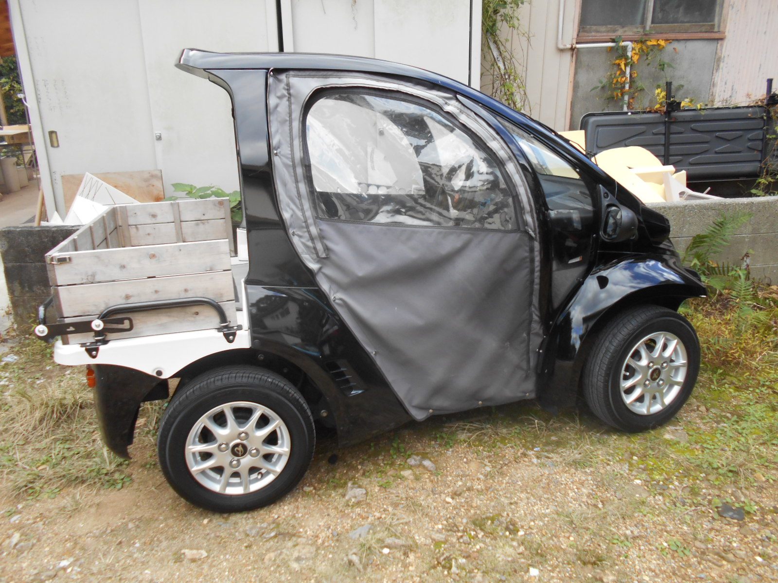 電気自動車 EV コムス 12ヶ月点検_e0146402_2101168.jpg