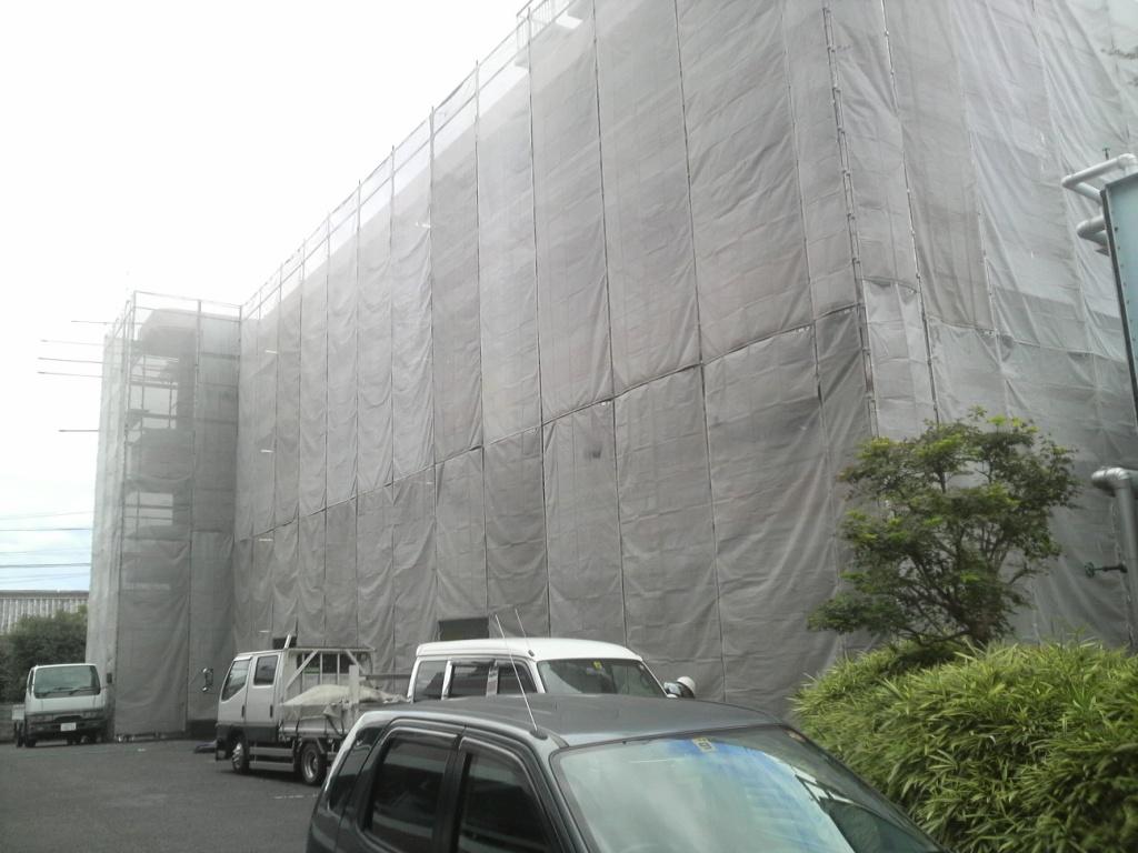 高圧洗浄 Lマンション_c0209036_20210979.jpg