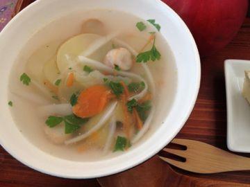 あまり野菜 昆布水で美味しく!_e0134337_11173665.jpg
