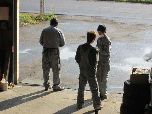 11月13日  曇り    S・D-76  北海道札幌北広島_a0196542_218766.jpg