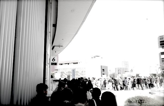 ドーム前 千代崎駅 11月12日 12時30分_f0057849_1525222.jpg