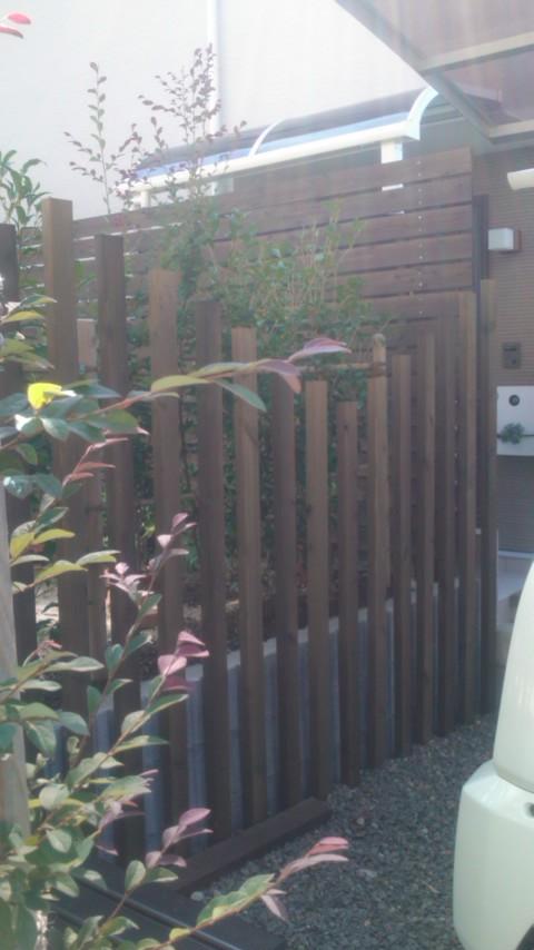 東区Tさま邸のフェンス工事をしました_d0237564_21285512.jpg