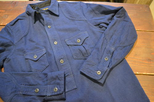 Sag Harbor Shirts BLUE_d0160378_21494588.jpg