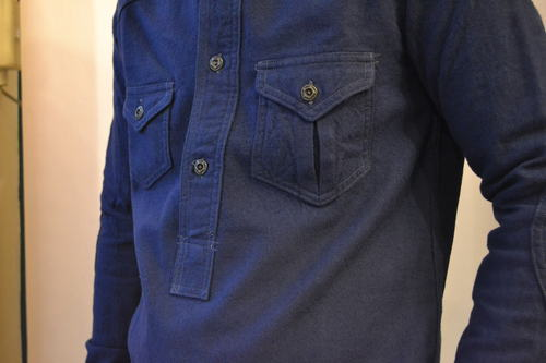 Sag Harbor Shirts BLUE_d0160378_21502997.jpg