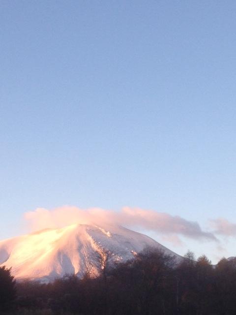 初雪、そして週末は谷根へ!_d0028589_23122111.jpg