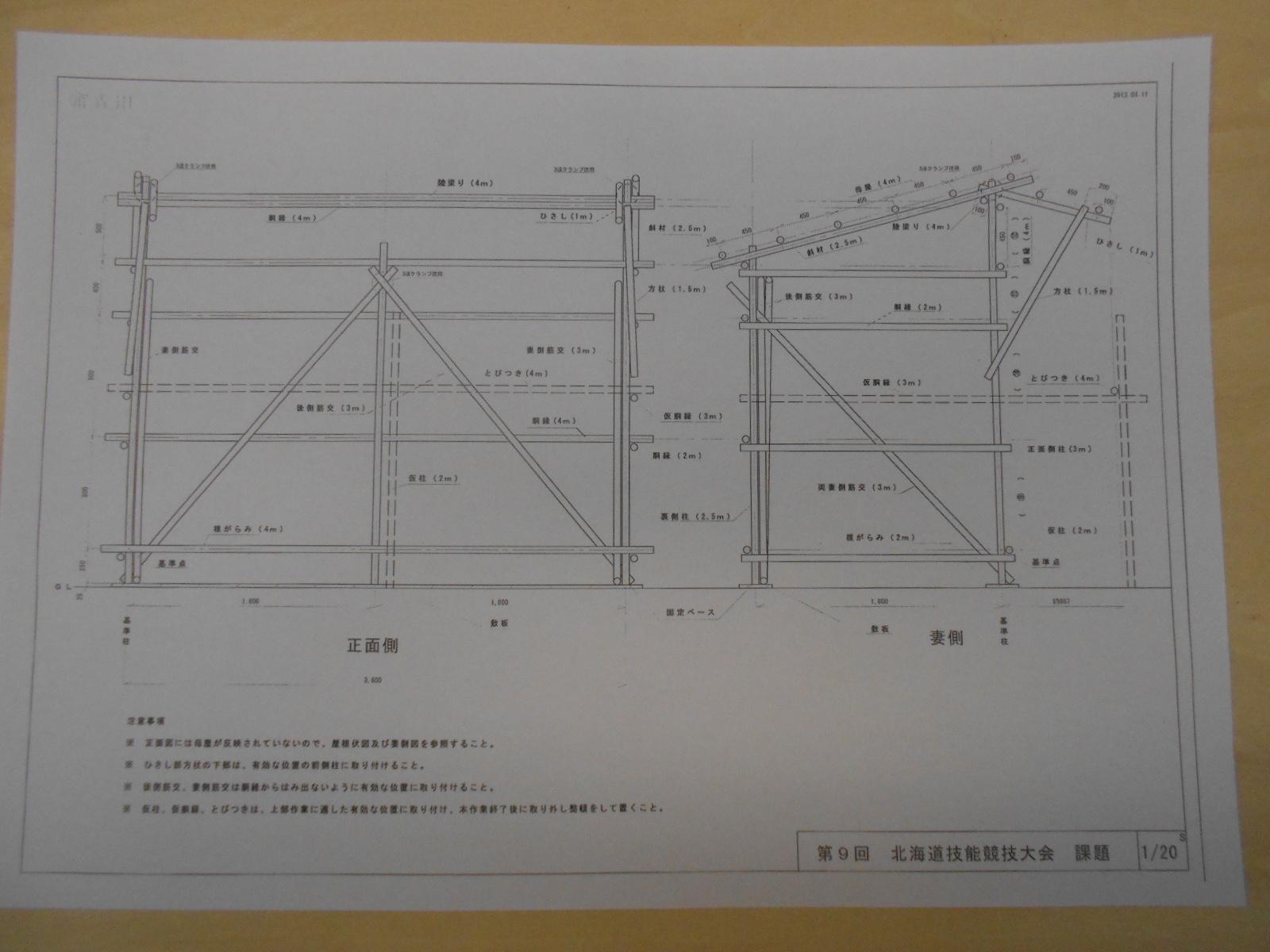 足場 模型 物語 その2_e0146402_19462528.jpg