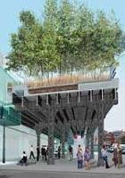 NYの空中公園ハイラインに新設されるボール型ガーデン(The Spur)のデザイン公開_b0007805_22254663.jpg