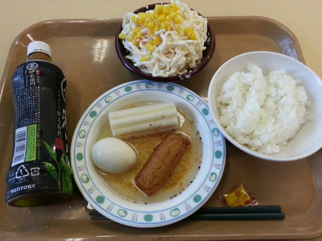 今日の朝食@会社Vol.67_b0042308_7302030.jpg