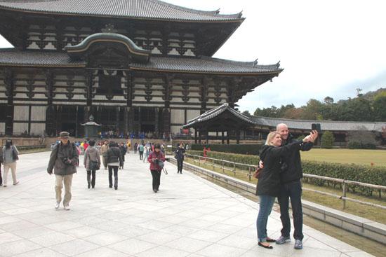 奈良公園へ_e0048413_19223427.jpg