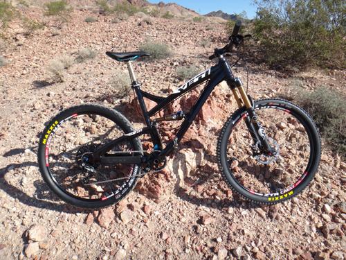 Interbike Outdoor Demo (YETI SB75)_e0069415_17254044.jpg