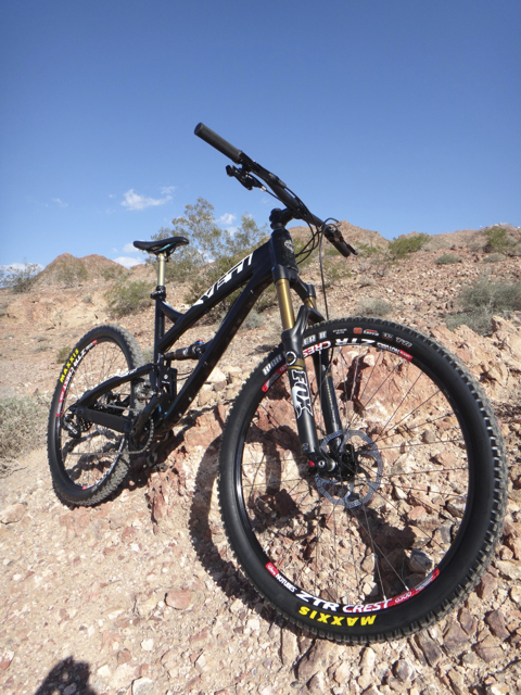 Interbike Outdoor Demo (YETI SB75)_e0069415_17261671.jpg