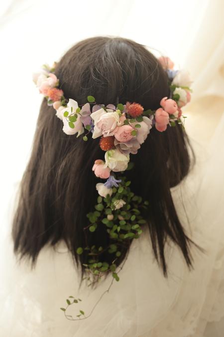 花冠 エメ・ヴィベール様へ 秋と桜と涙_a0042928_20253092.jpg
