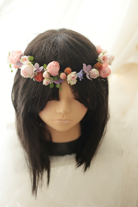 花冠 エメ・ヴィベール様へ 秋と桜と涙_a0042928_20255150.jpg