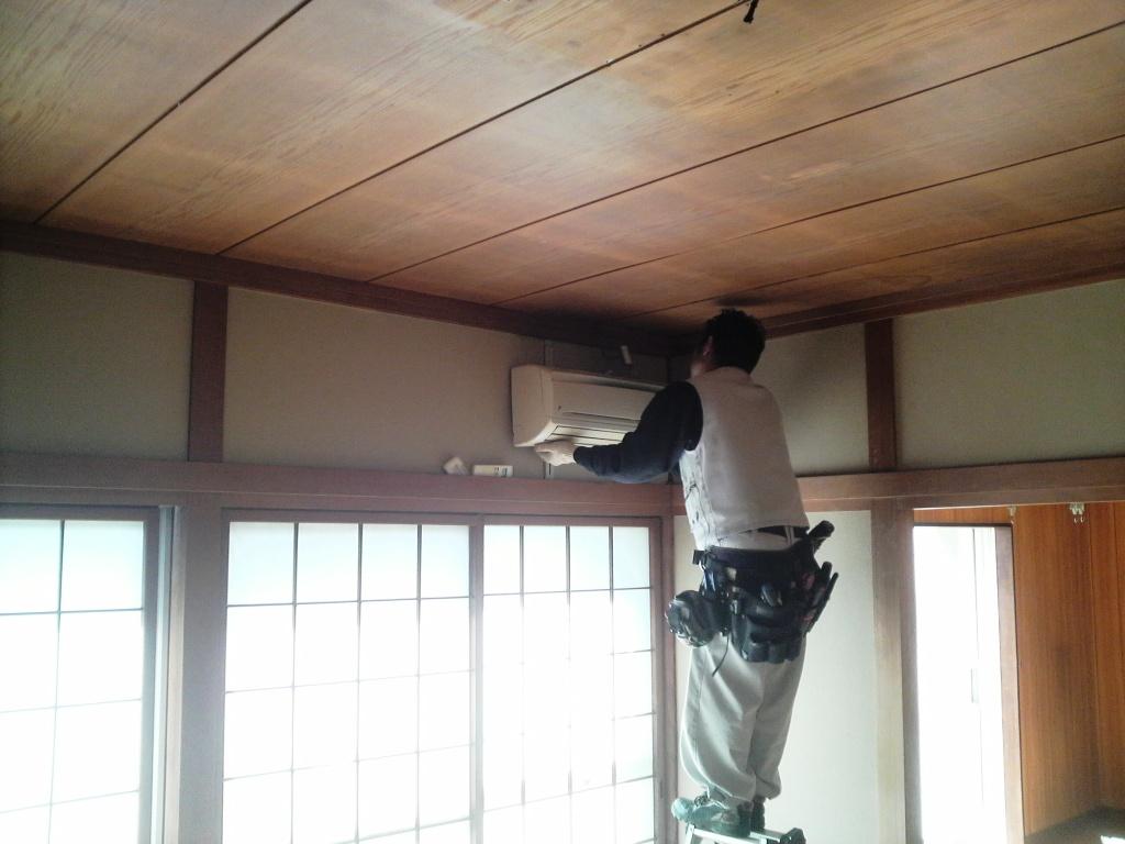解体 O邸耐震改修工事_c0209036_19494808.jpg