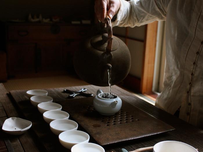 喜喜茶(きちゃ)さんの中国茶会_d0210537_1549199.jpg