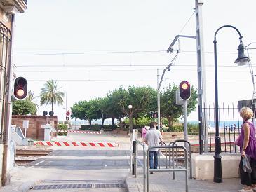 バルセロナから列車で1時間の町_a0098948_303470.jpg