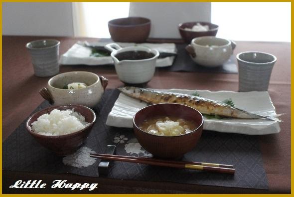 日本の朝ご飯❤_d0269651_8442258.jpg