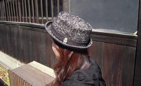 2013 E-ZOO AW ZB-490 PORKPIE☆NEKOKUMA ¥9765_d0189661_18552929.jpg
