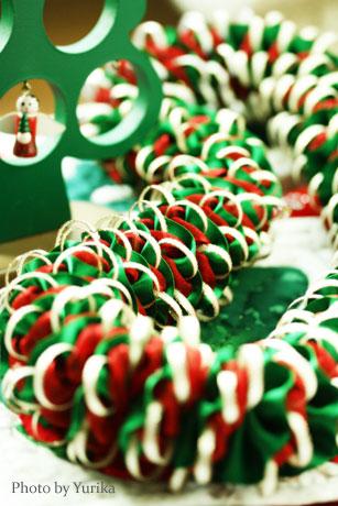 *クリスマスレイ 2013 *_c0083904_18131952.jpg