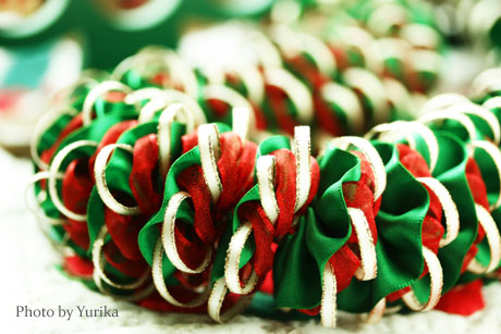 *クリスマスレイ 2013 *_c0083904_18165390.jpg