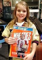 9歳でアメフトのスター選手になった女の子、サム・ゴードンちゃんのお話_b0007805_23411867.jpg
