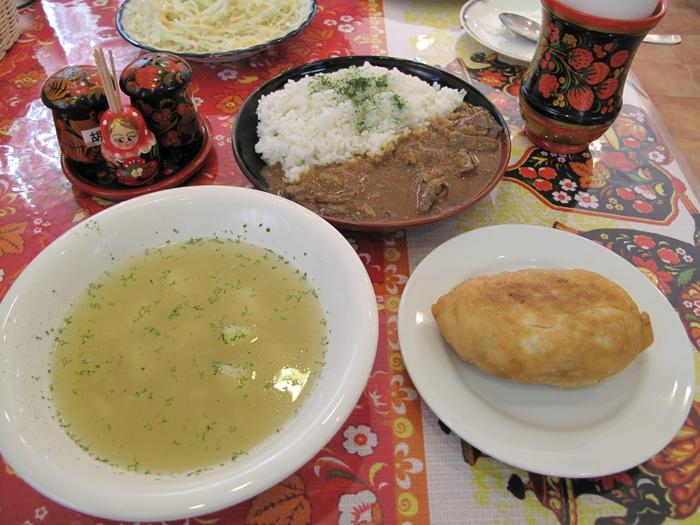 初めて ロシア料理を_d0150720_8222532.jpg