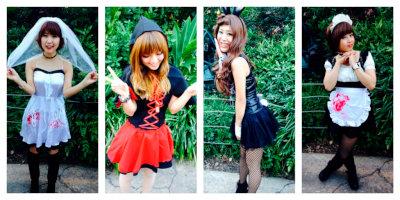 ハロウィン★バニーガール♡♪ ココラボブログ_e0176128_15394059.jpg