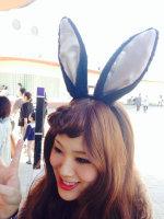 ハロウィン★バニーガール♡♪ ココラボブログ_e0176128_1539710.jpg