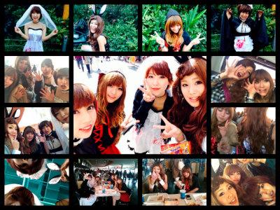 ハロウィン★バニーガール♡♪ ココラボブログ_e0176128_15402419.jpg