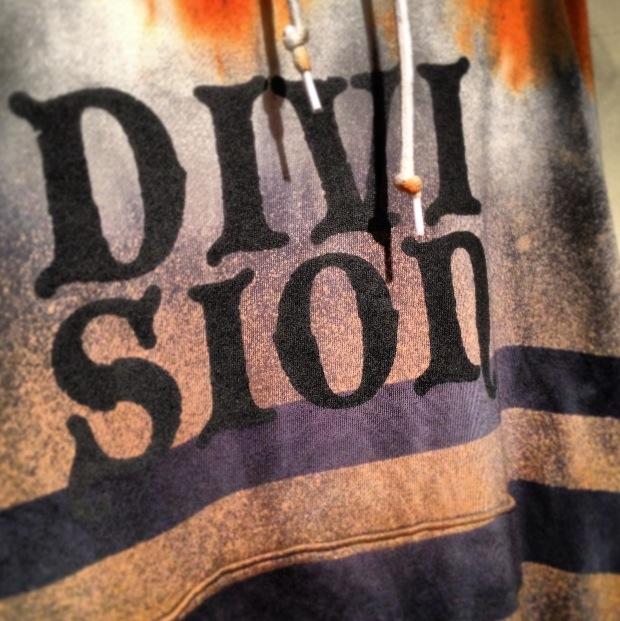 """Dye pullover parka \""""DIVISION\""""_e0121640_15215112.jpg"""
