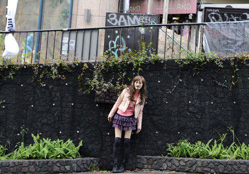 渋谷散歩 レディシロウ_d0119642_1311145.jpg