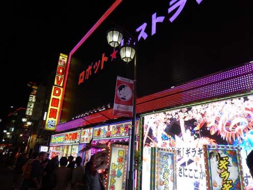 歌舞伎町の「ロボットレストラン」はなぜ外国客であふれているのか?_b0235153_15211186.jpg