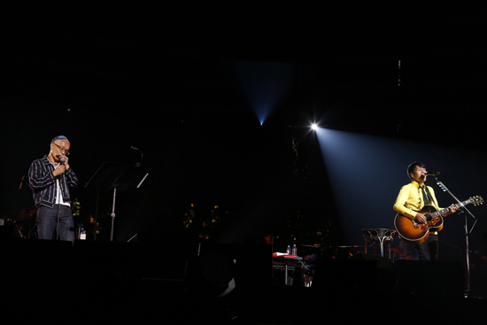 Golden CircleVo.18大阪公演 寺岡・桜井・民生の新ユニット、ミスターテラダレン現る_e0197970_11334516.jpg
