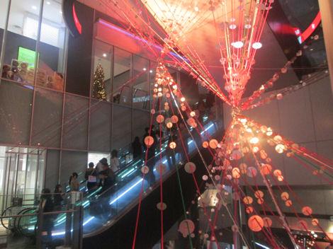 ヒカリエのクリスマスイルミネーションとその他のイベント_d0183174_18522833.jpg