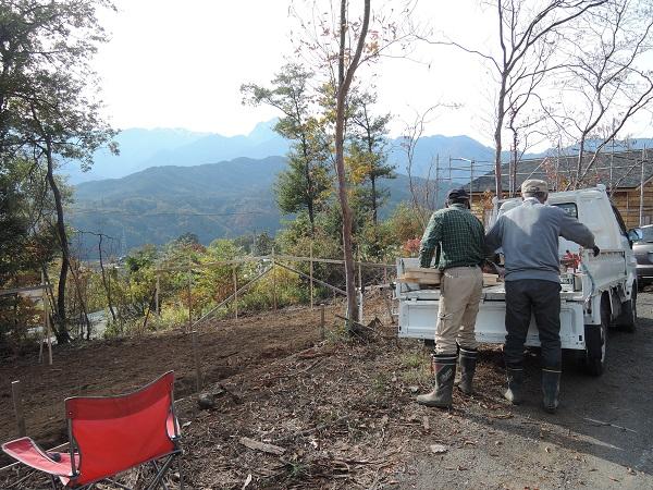 長坂町Y下さん邸の現場より 5_a0211886_0315940.jpg