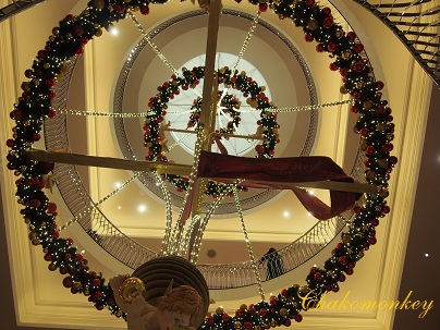 F&Mのクリスマス_f0238789_1845056.jpg