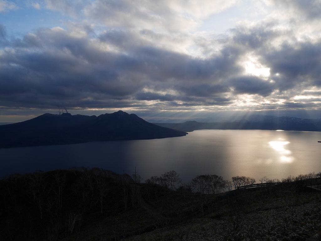 11月14日、恵庭岳と紋別岳-その2-_f0138096_14141685.jpg